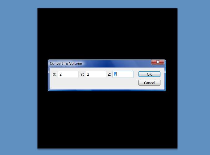3dtexteffect4 Работа с текстом в Photoshop: 3D рассеивающиеся пучки света вокруг текста