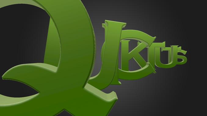 3d text effect 11 Работа с текстом в Photoshop: Создание 3D текста, используя возможности CS5