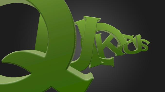 3d text effect 12 Работа с текстом в Photoshop: Создание 3D текста, используя возможности CS5
