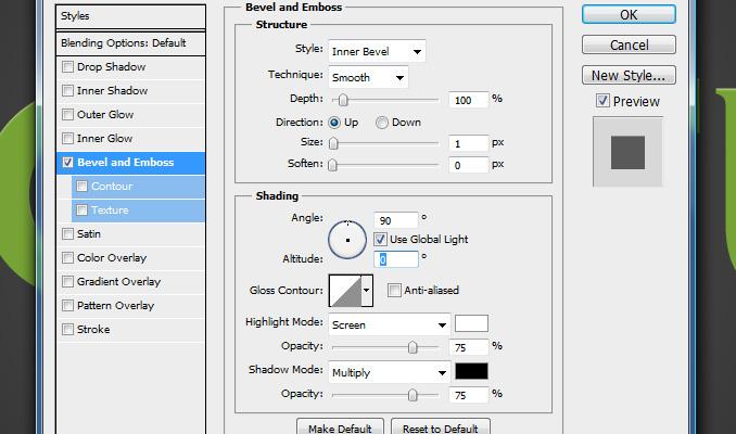3d text effect 4 Работа с текстом в Photoshop: Создание 3D текста, используя возможности CS5