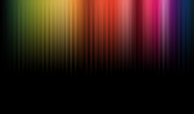 cvetnye oboi dlya rabochego stola 6 Дизайн в Photoshop: Быстрое создание цветных обоев для рабочего стола