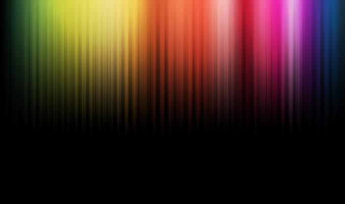 cvetnye oboi dlya rabochego stola 7 Дизайн в Photoshop: Быстрое создание цветных обоев для рабочего стола