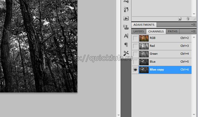 luchi sveta 2 Эффекты в Photoshop: Создаем реалистичные лучи света с помощью инструментов 3D