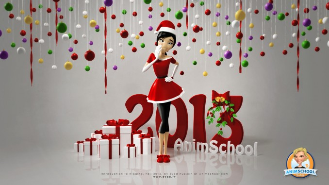 new_year_2013_by_eyadness-d5ot5yw